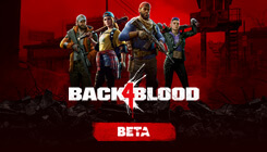 Back 4 Blood Beta Early Access Key Giveaway Redux